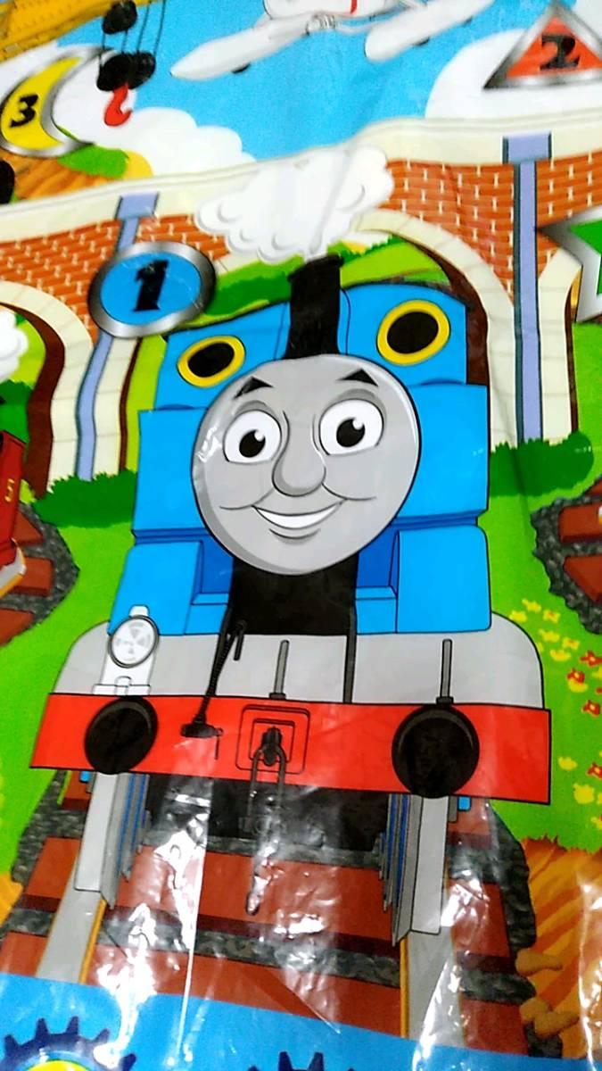 知育 英語 プレイマット トーマス 幼児 おもちゃ