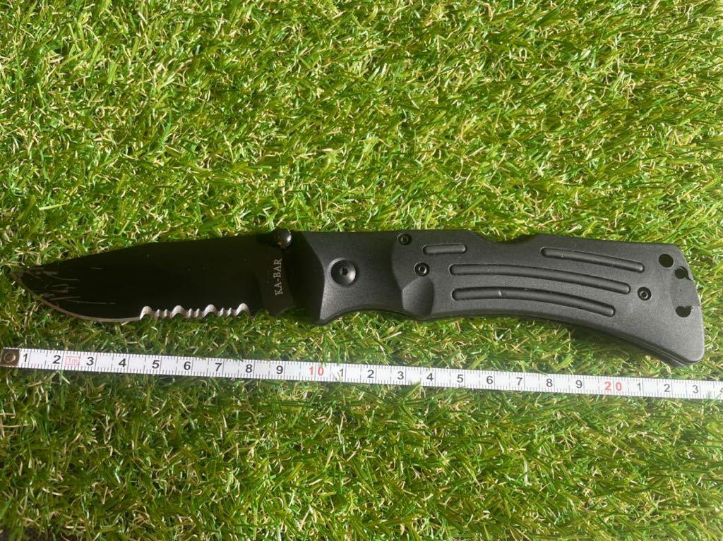 KA-BAR Folding Knife ケーバー フォールディングナイフ 折りたたみナイフ