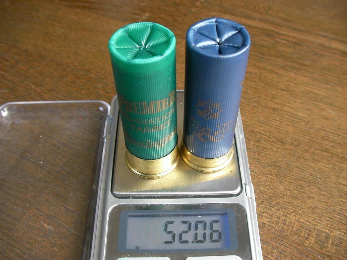 [個人] レミントン&F2 2種 空薬莢 ショットガン ダミーカート 25本セット M870 M4 M24 M700 M40 VSR L96 98K M37 SDV APS _画像7