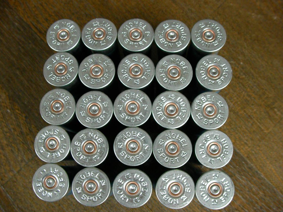 [小物] TRAP 空薬莢 ショットガン ダミーカート 25本セット M870 M1 M3 M4 M24 M700 M40 VSR L96 98K M37 SDV APS _画像4