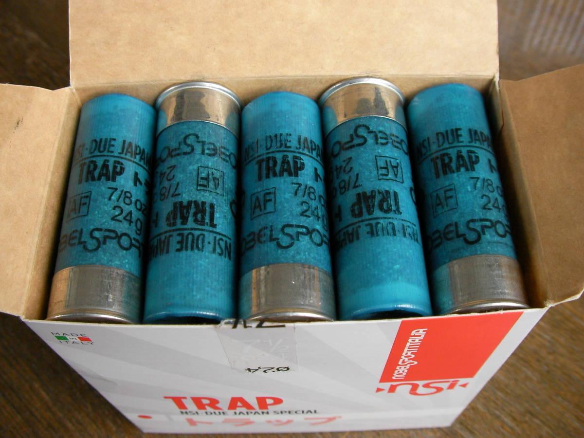 [小物] TRAP 空薬莢 ショットガン ダミーカート 25本セット M870 M1 M3 M4 M24 M700 M40 VSR L96 98K M37 SDV APS _画像8