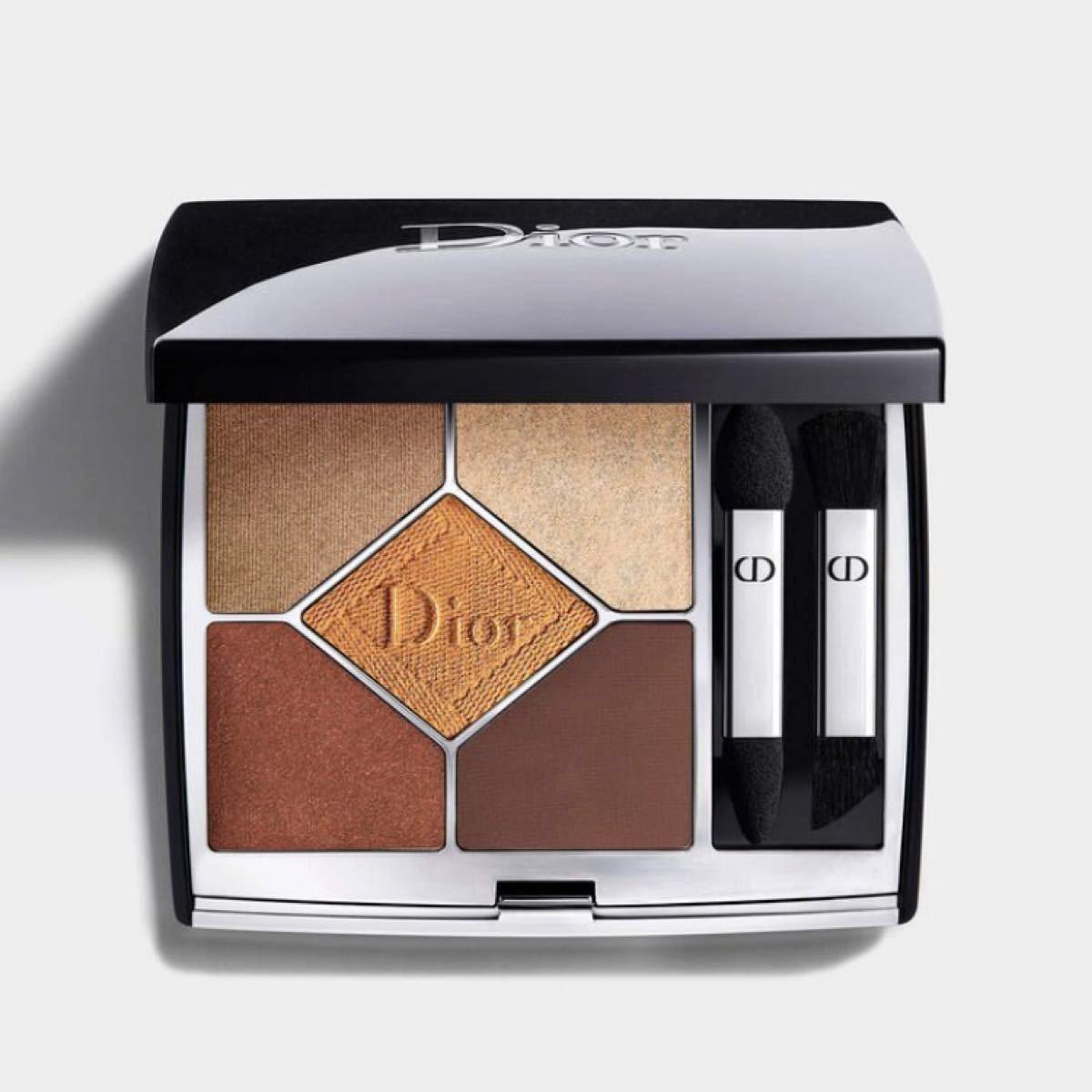 Dior ディオール サンク クルール クチュール 439 コッパー アイシャドウ サンククルール 新色 パレット ショッパー付袋