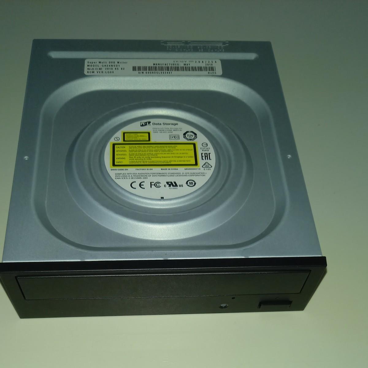 DVDマルチドライブ GH24NSD1 中古