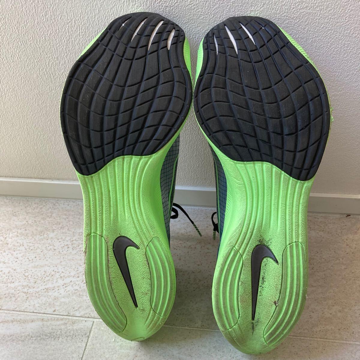 ナイキ ズーム X ヴェイパーフライ ネクスト%  Nike AO4568-400 27.5