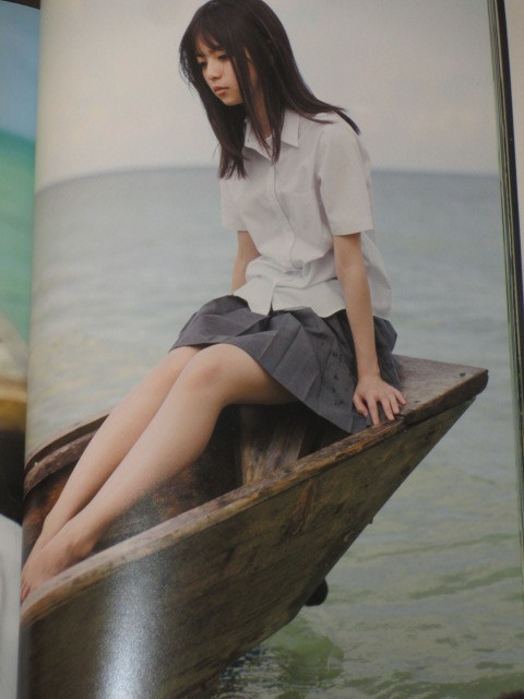 乃木坂46 齋藤飛鳥写真集 「潮騒」