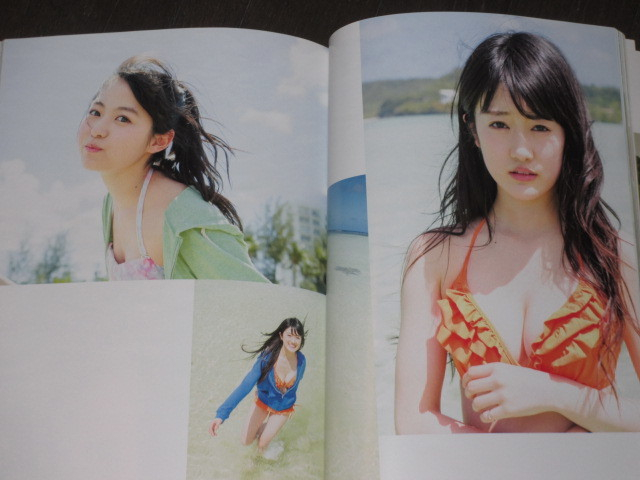 初版第一刷 帯付き 乃木坂46セカンド写真集 「1時間遅れのI love you」