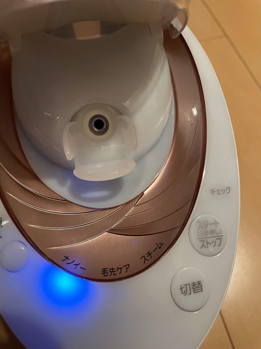 パナソニック スチーマー ナノケア 2Wayタイプ ピンク調 EH-SA69-P