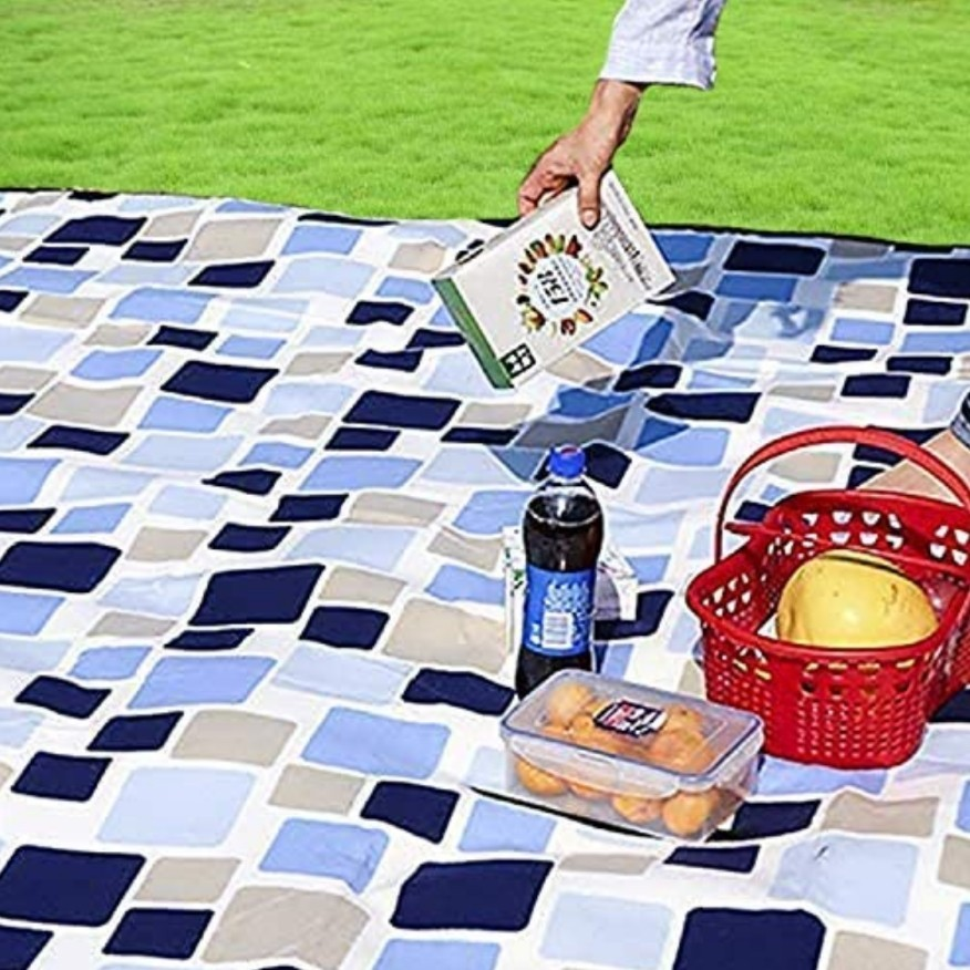 【数量限定!】 ピクニックシート レジャーシート アウトドア キャンプ 大判 夏