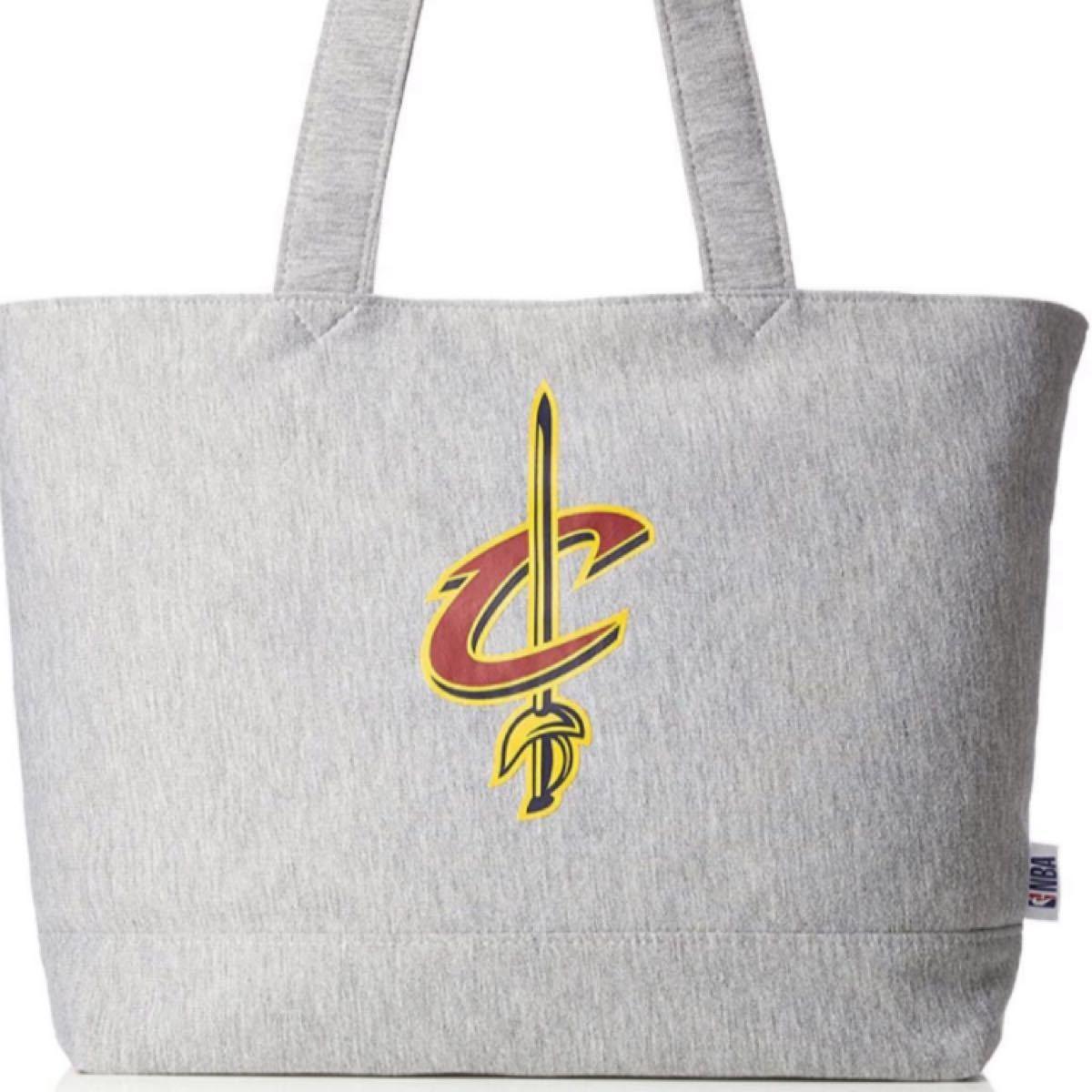 新品 未使用 NBA スウェット トートバッグ キャバリアーズ 男女兼用