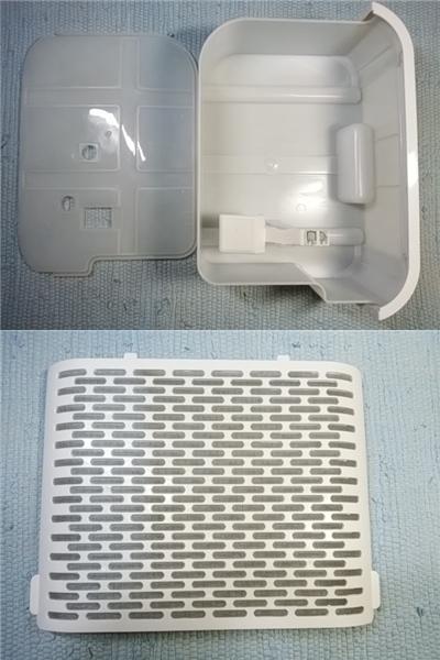 アイリスオーヤマ 衣類乾燥除湿機 排水タンク&フィルターカバー (DDC-50用)_画像1