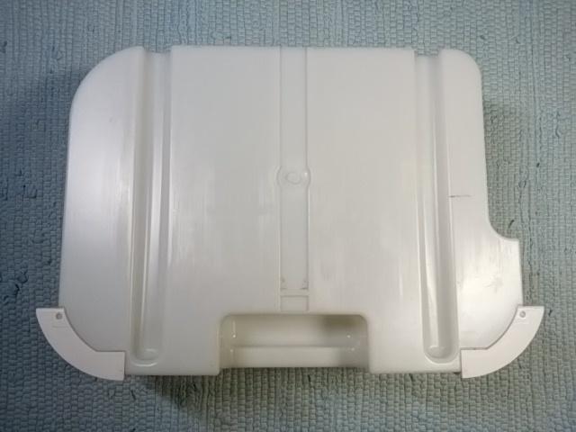 アイリスオーヤマ 衣類乾燥除湿機 排水タンク&フィルターカバー (DDC-50用)_画像3