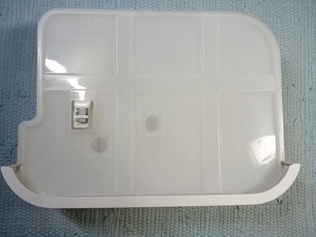 アイリスオーヤマ 衣類乾燥除湿機 排水タンク&フィルターカバー (DDC-50用)_画像4