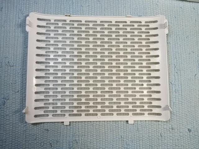 アイリスオーヤマ 衣類乾燥除湿機 排水タンク&フィルターカバー (DDC-50用)_画像6