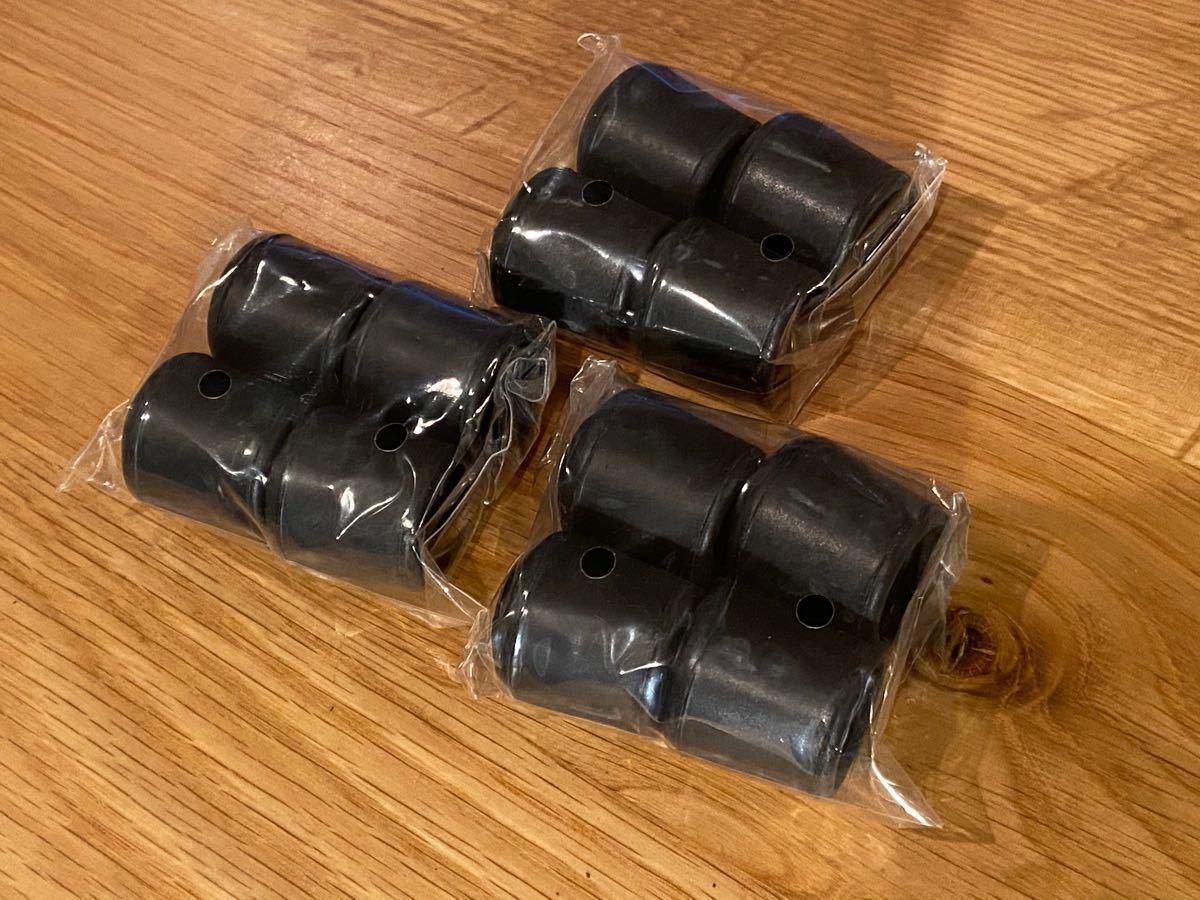 ★新品★ ヘリノックス  チェア 保護キャップ  Helinox 3脚分セット