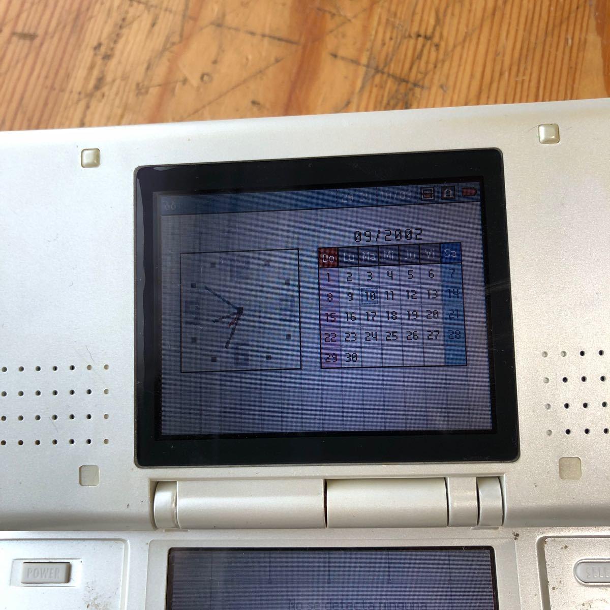 任天堂 ニンテンドー Nintendo 初代DS レッド NTR-001