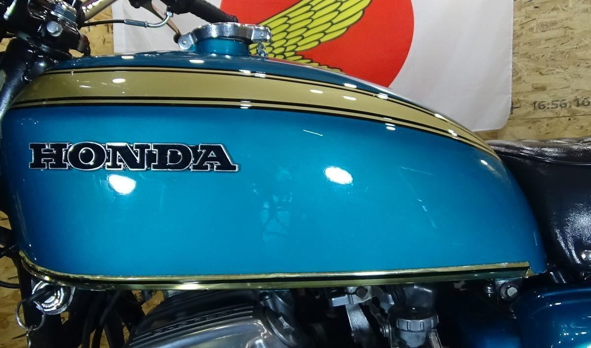 「【車検3年付 令和6年6月】【ローン可】HONDA CB750FOUR K0 昭和年 1970年 旧車 ホンダ CB/K」の画像2
