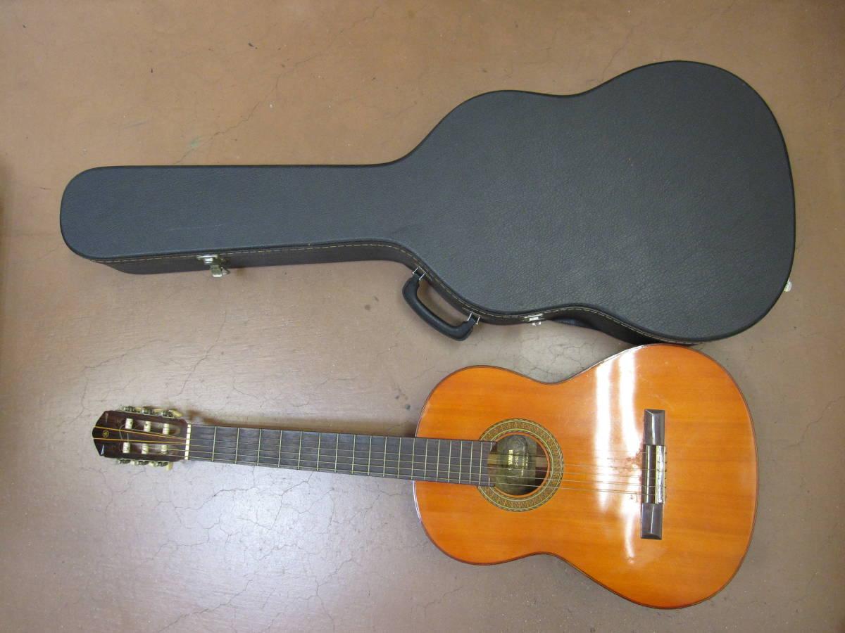 ★#21969 中古品 小傷多 YAMAHA G-150A クラシックギター アコースティックギター ヤマハ ハードケース付で_画像1