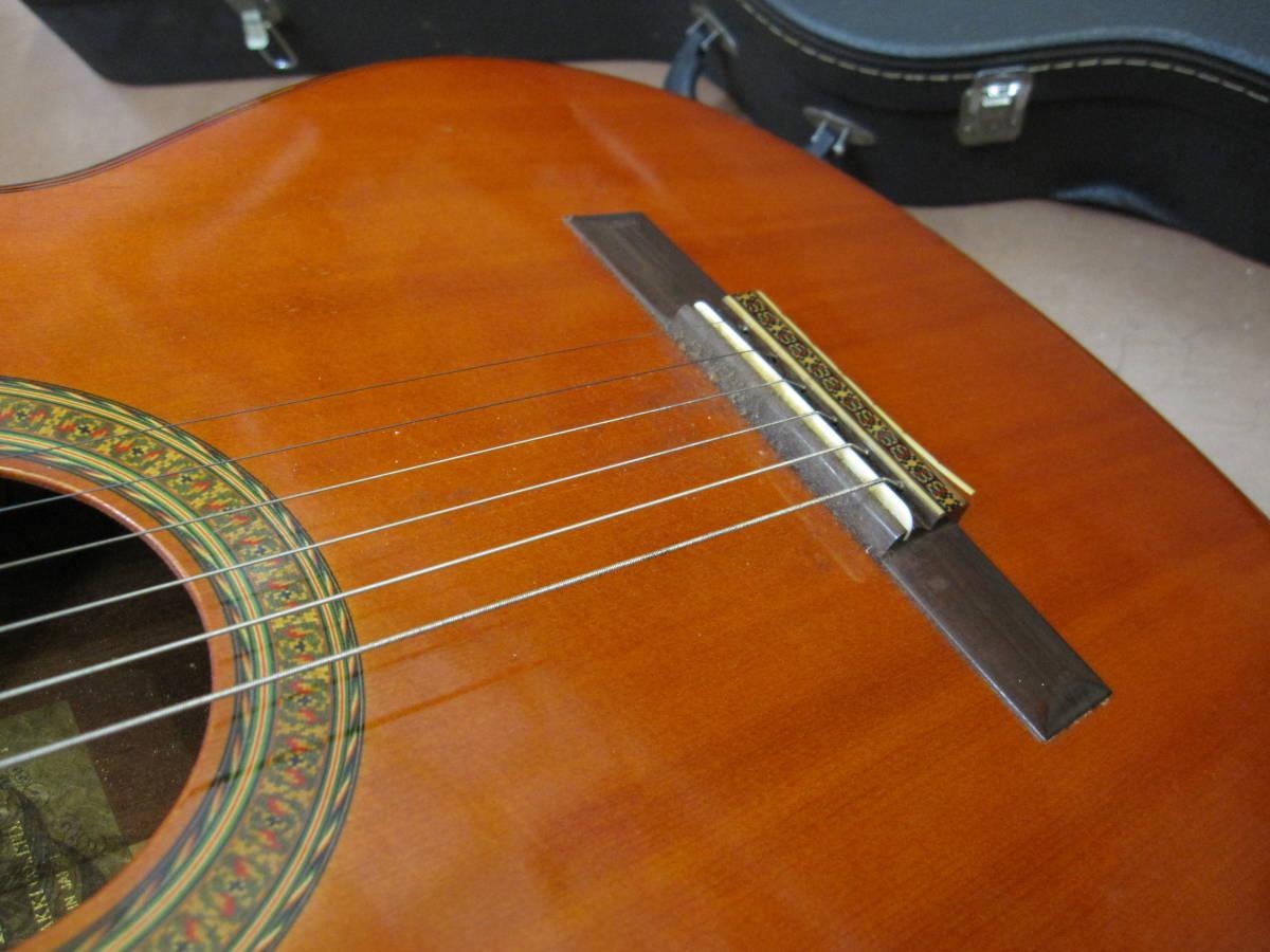 ★#21969 中古品 小傷多 YAMAHA G-150A クラシックギター アコースティックギター ヤマハ ハードケース付で_画像5