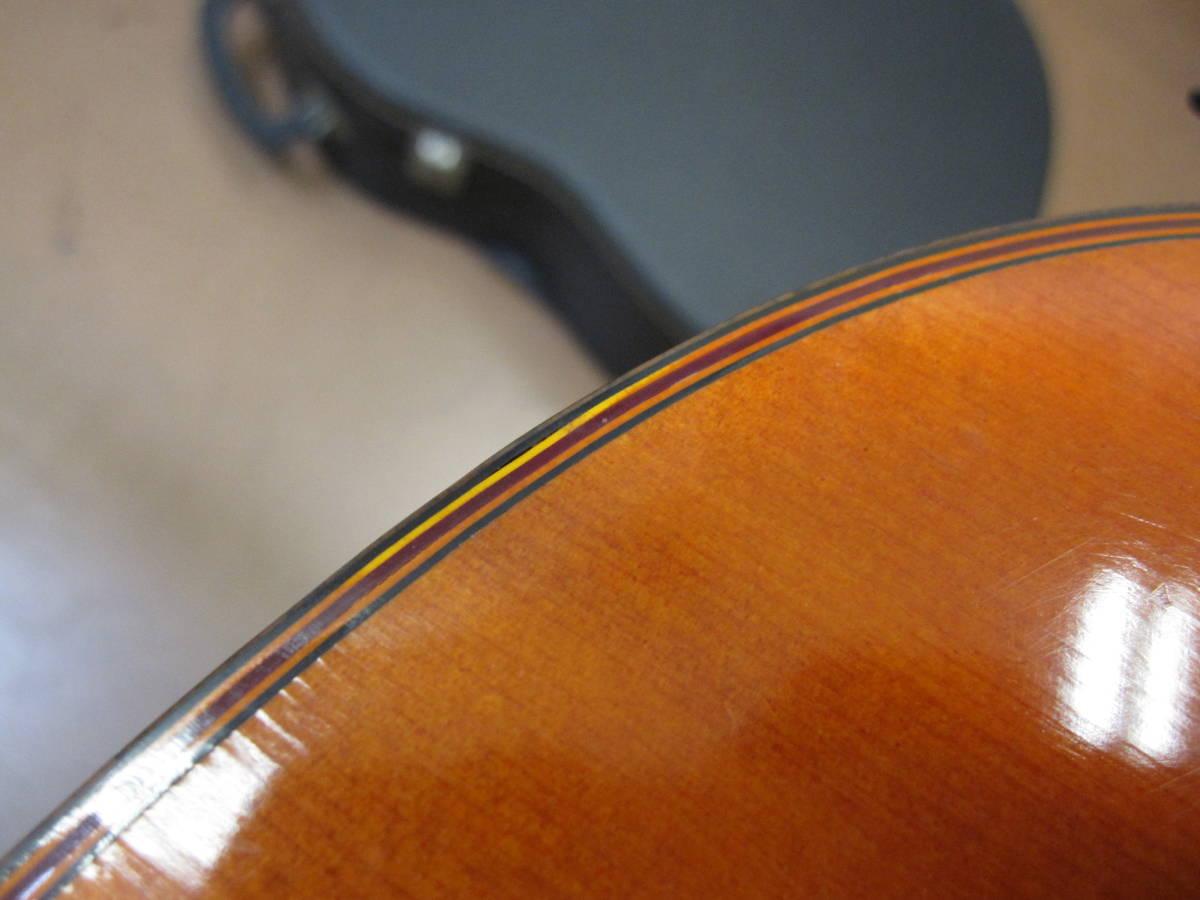 ★#21969 中古品 小傷多 YAMAHA G-150A クラシックギター アコースティックギター ヤマハ ハードケース付で_画像4