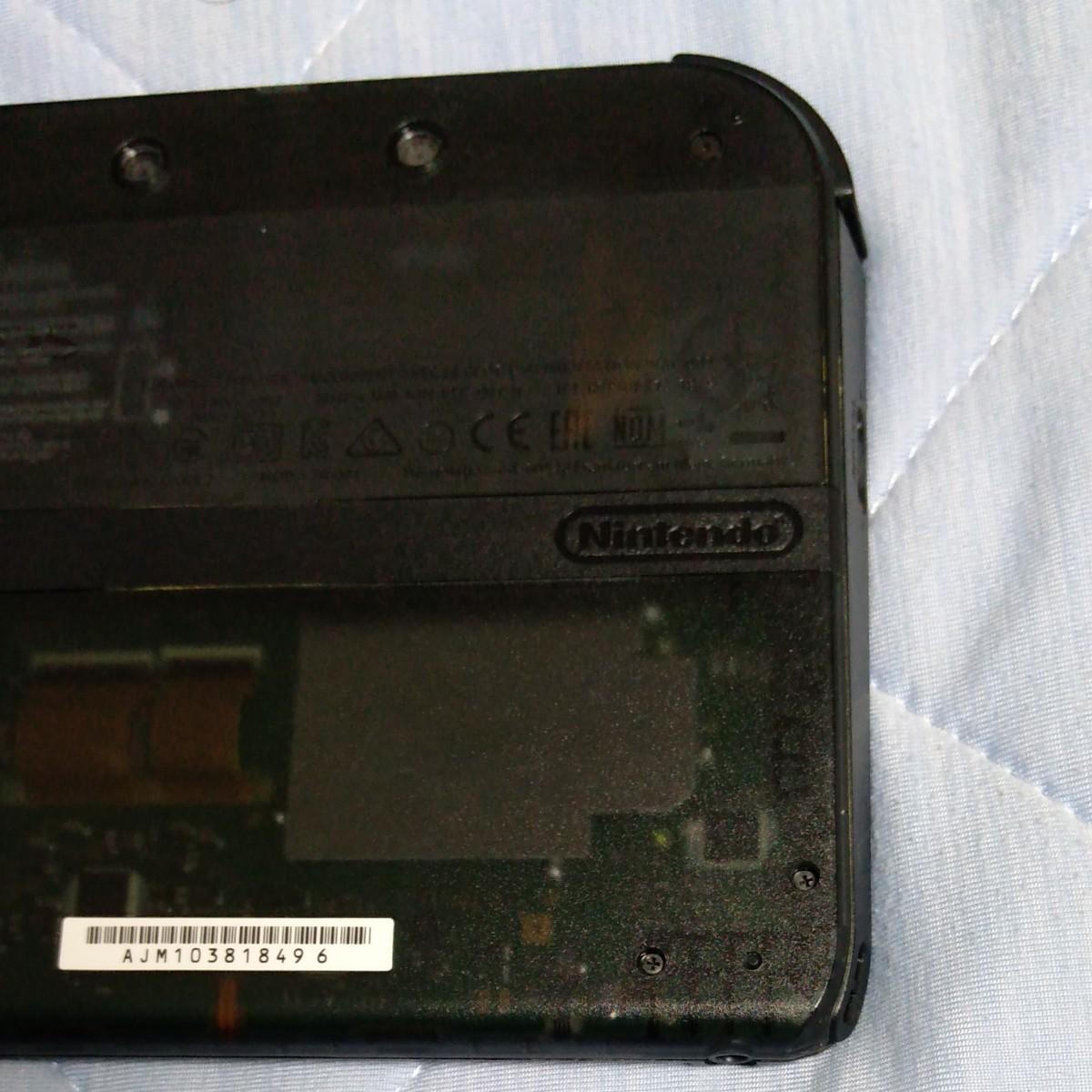 ニンテンドー2DS 任天堂 ブラック クリア Nintendo 2DS