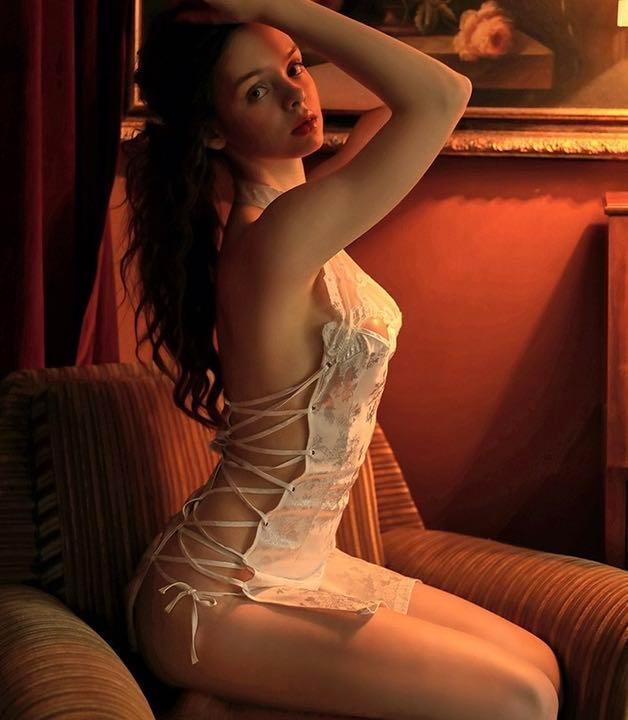 セクシーコスプレ チャイナドレス とってもSexy 白チャイナ 美しい衣装_画像2