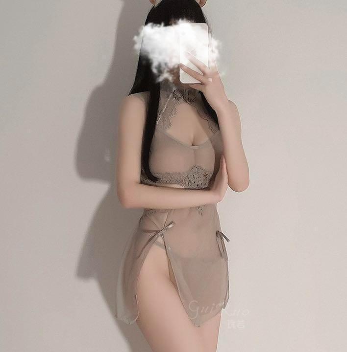 セクシーコスプレ チャイナ服 チャイナドレス エロ可愛い 衣装セット 勝負下着_画像6
