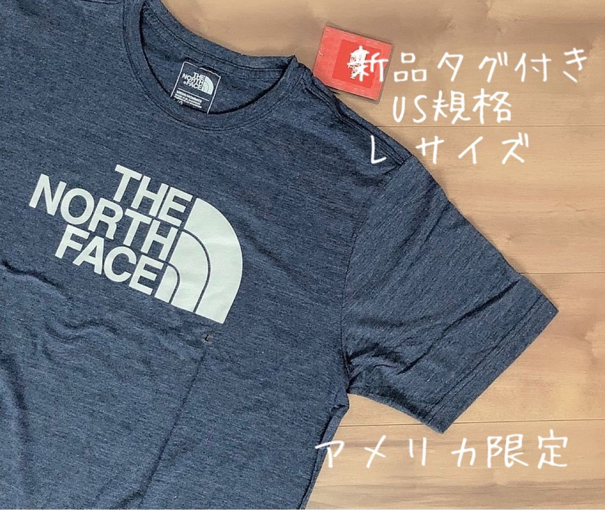 THE NORTH FACE ザ ノースフェイス Tシャツ アメリカ限定