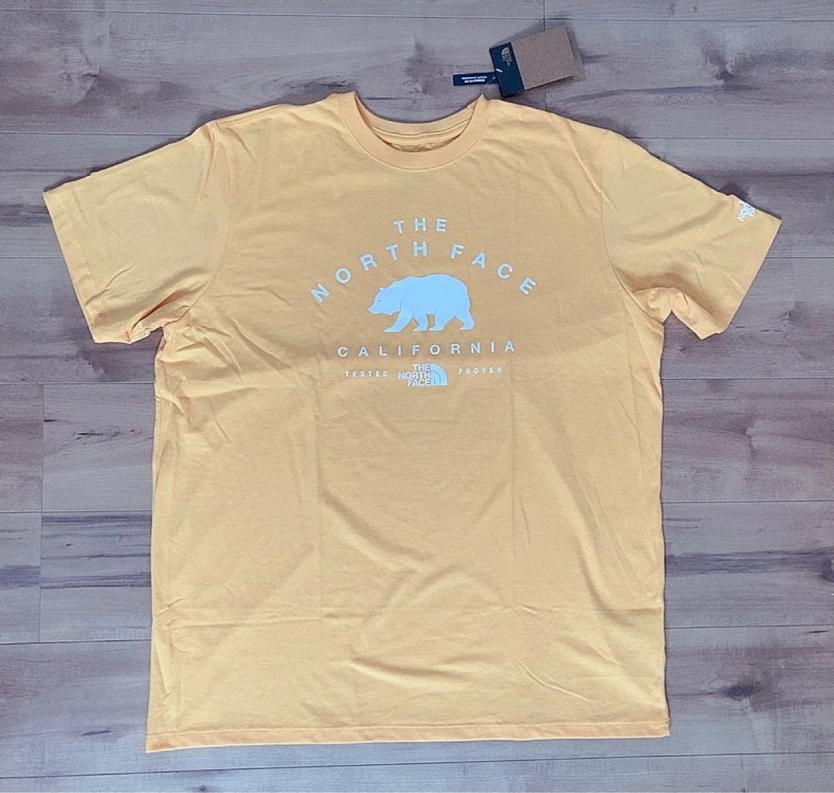 THE NORTH FACE ザ ノースフェイス Tシャツ カリフォルニア限定
