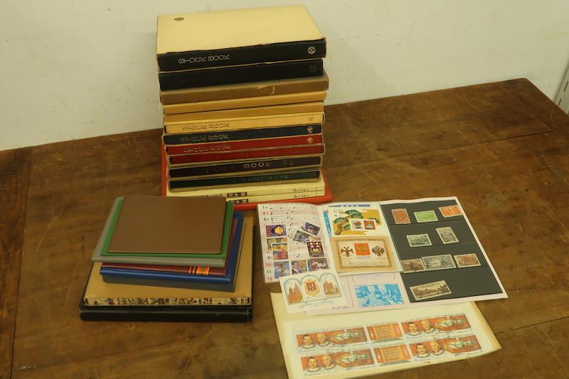 海外切手いろいろまとめて 大量 6000枚以上 使用済み未使用 ソ連 宇宙 レーニン オリンピック 満洲 中華民国郵政 琉球 日本郵政