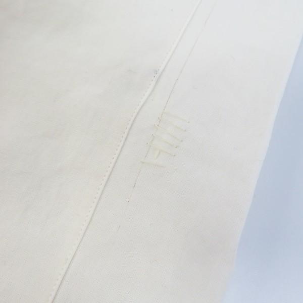 ☆taichi murakami/タイチムラカミ 20AW INSIDE SHIRT L/S ZIMBABWE COTTON 長袖シャツ/size:6 /060_画像5