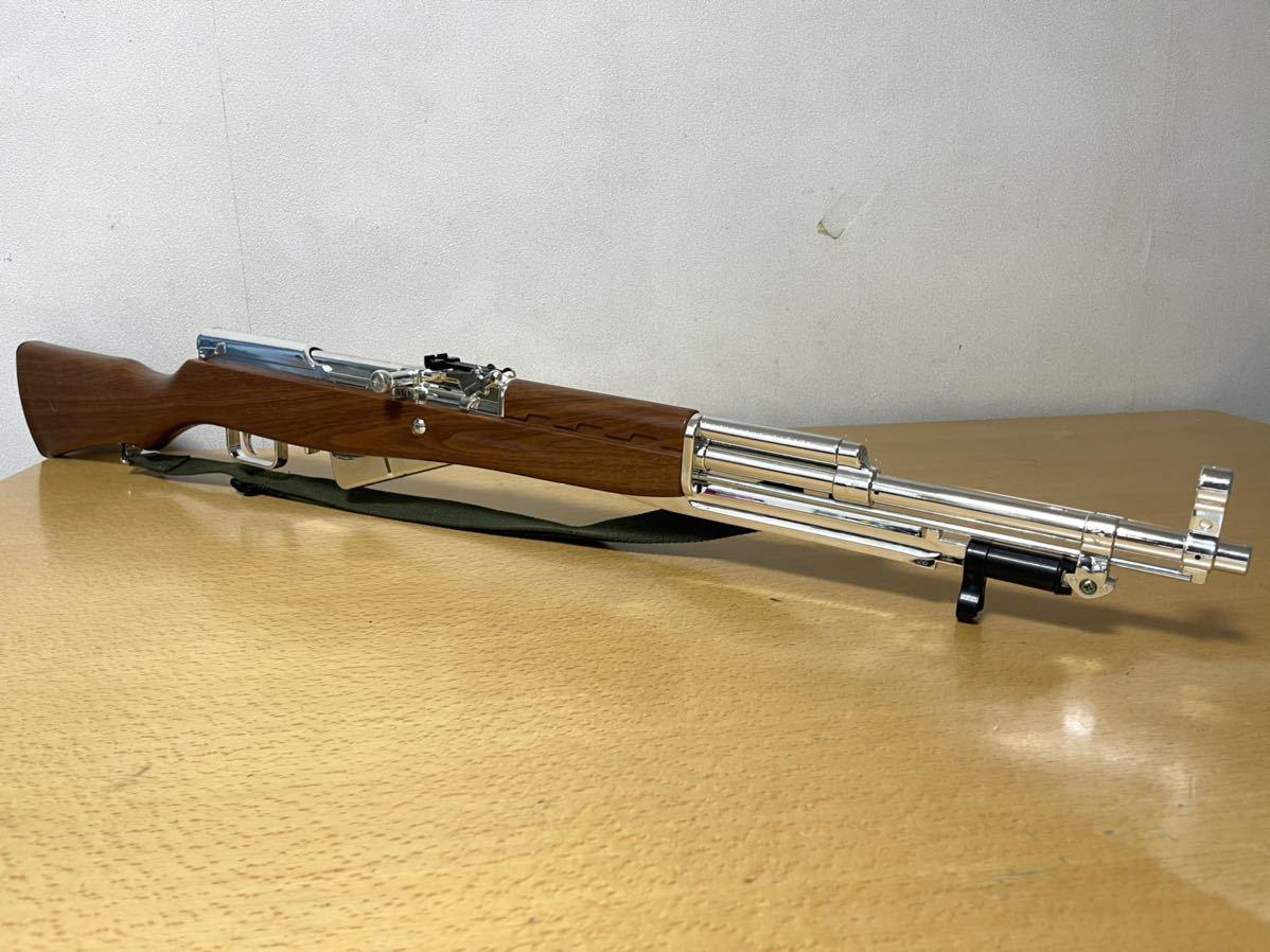 SKSカービン 儀仗隊仕様 検)AK ソ連 ロシア 中国 GHK LCT E&L VFC CYMA S&T
