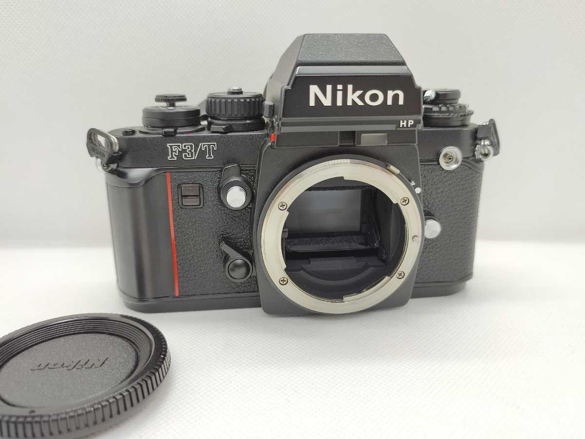 Nikon ニコン F3/T ブラックボディ フィルムカメラ 000823