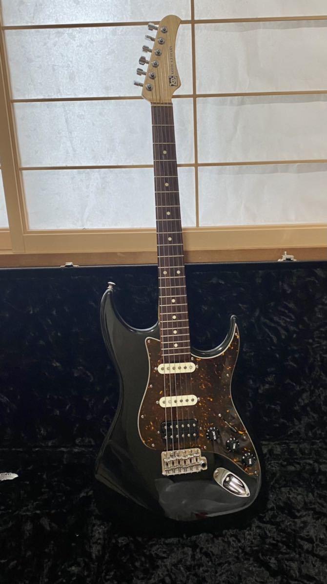 Xotic Guitars XS-2 Black _画像2