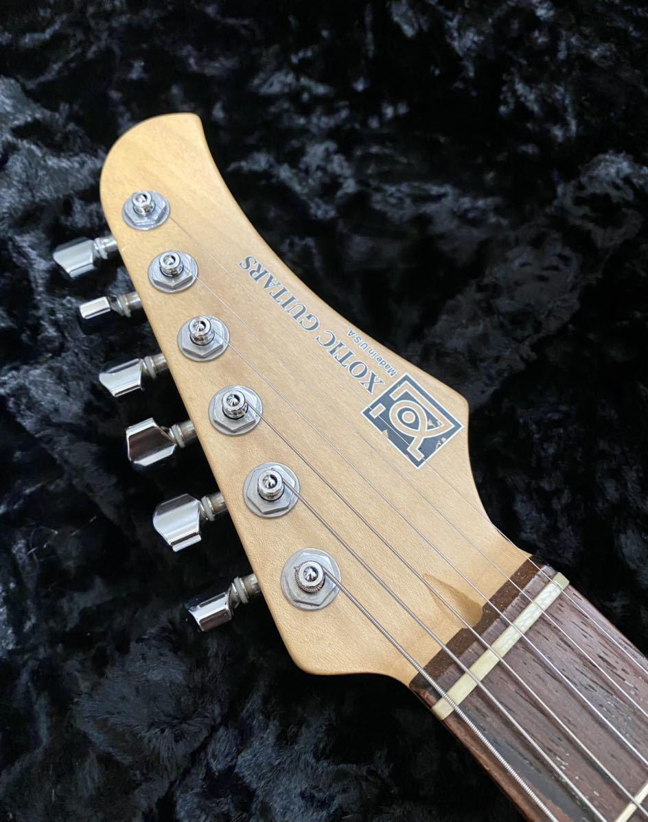 Xotic Guitars XS-2 Black _画像6