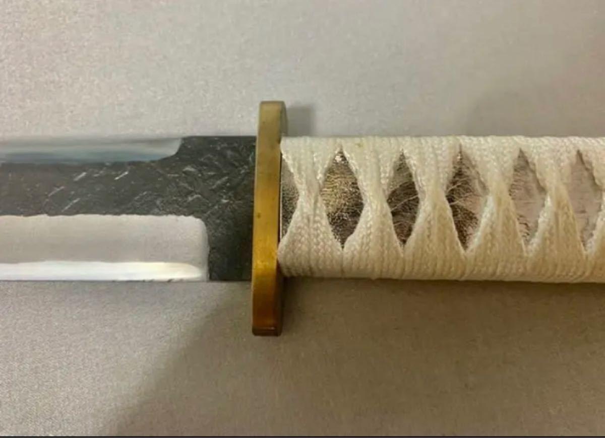 アウトドアナイフ 和式 ハンティング 狩猟用 ナイフ 日本刀 刀 剣鉈