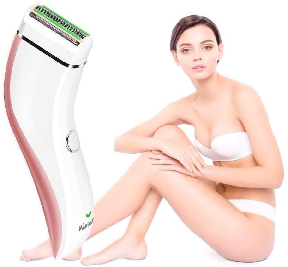 レディースシェーバー 女性用シェーバー 電動 シェーバー 女性 顔剃り