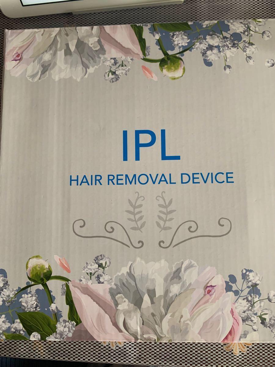 脱毛器 IPL光 美容器 髭 VIO対応 光エステ フラッシュ式 50万回照射 全身 男女兼用 家庭用