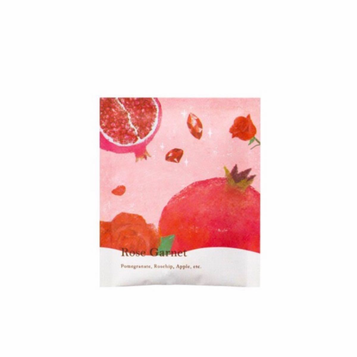 生活の木 おいしいハーブティー  ローズガネット10袋入×2個セット
