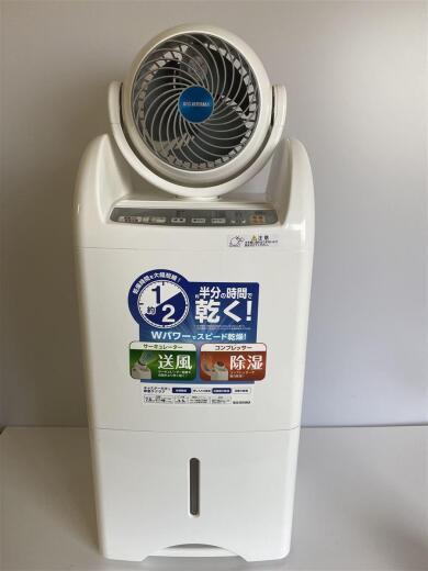 ☆ 【入手困難】アイリスオーヤマ 衣類乾燥除湿機 サーキュレーター機能付き ~18畳 DCC-6515C  ☆_画像1