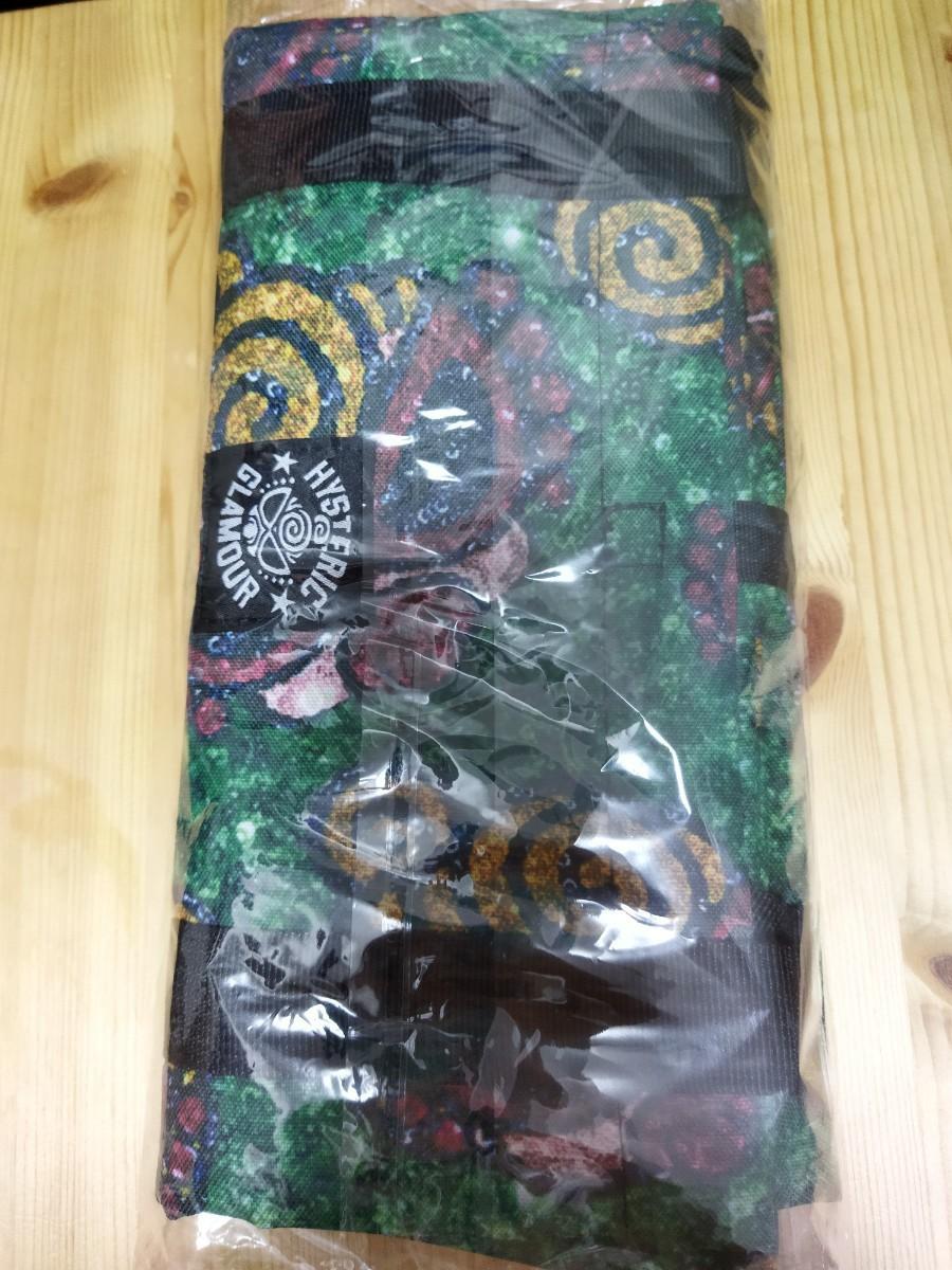 レジカゴバッグ エコバッグ 折りたたみバッグ緑