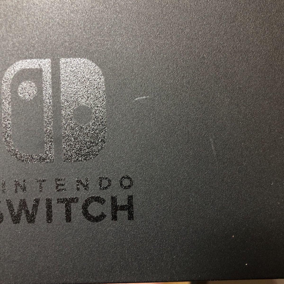 Nintendo Switch ネオンレッド ネオンブルー  Joy-Con なし