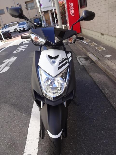 「2018 シグナスX SED8J ノーマル車 通勤、通学に!」の画像2