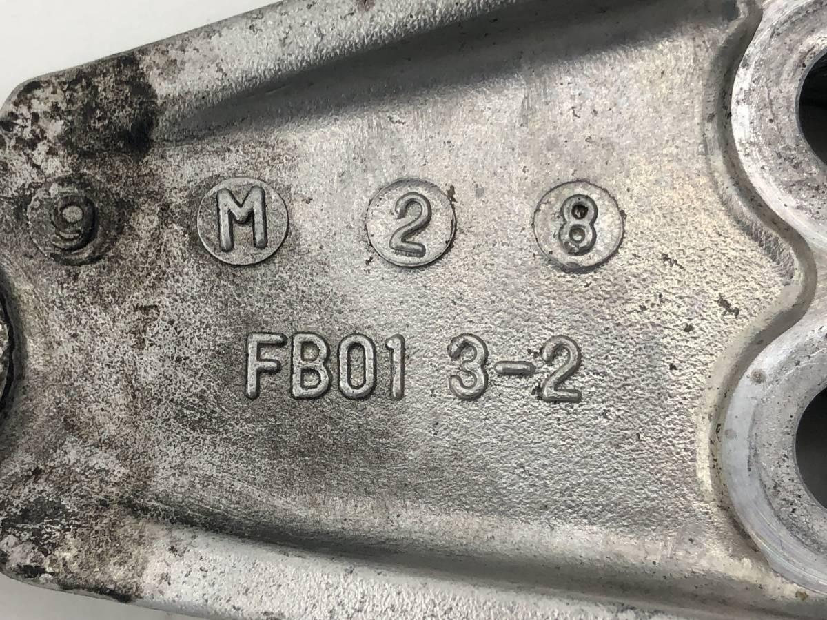 _b61180 マツダ サバンナRX-7 E-FC3S エンジンマウント 13B FC3C_画像8