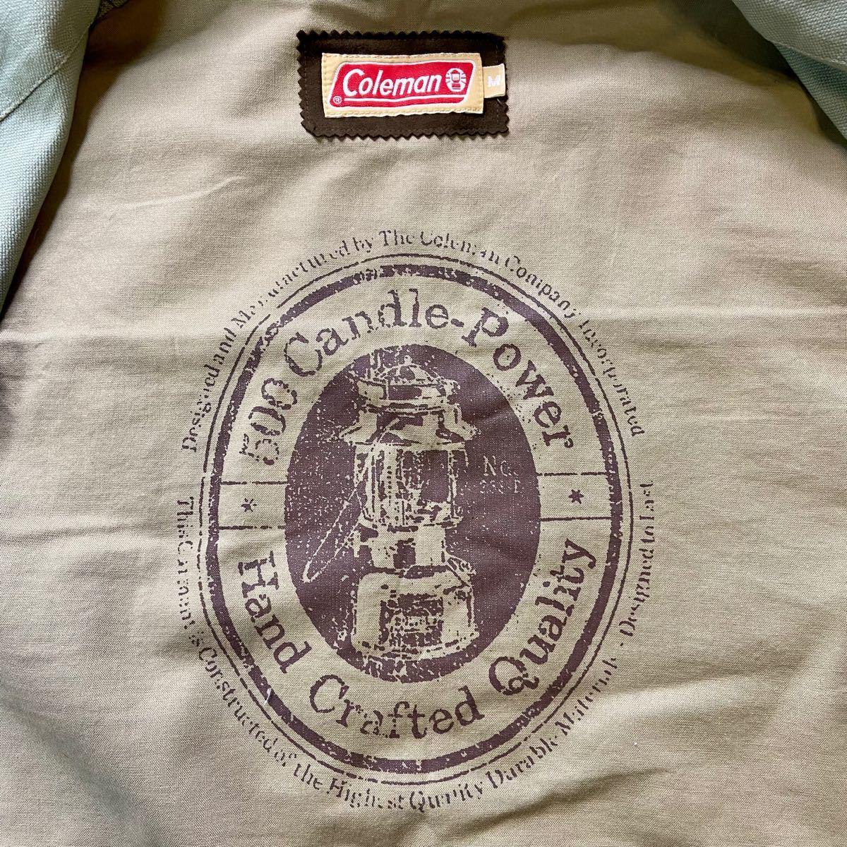 コールマン Coleman アウトドア キャンプ BBQ カバーオールジャケット