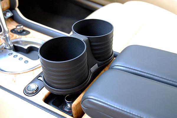 BENTLEY ベントレー ドリンクホルダー GT/GTC/フライングスパー ブラック Black ALCABO_画像1