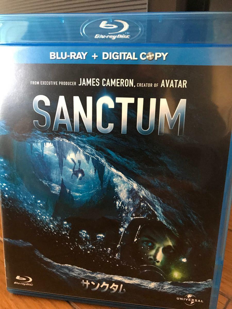 サンクタム(デジタルコピー) Blu-ray