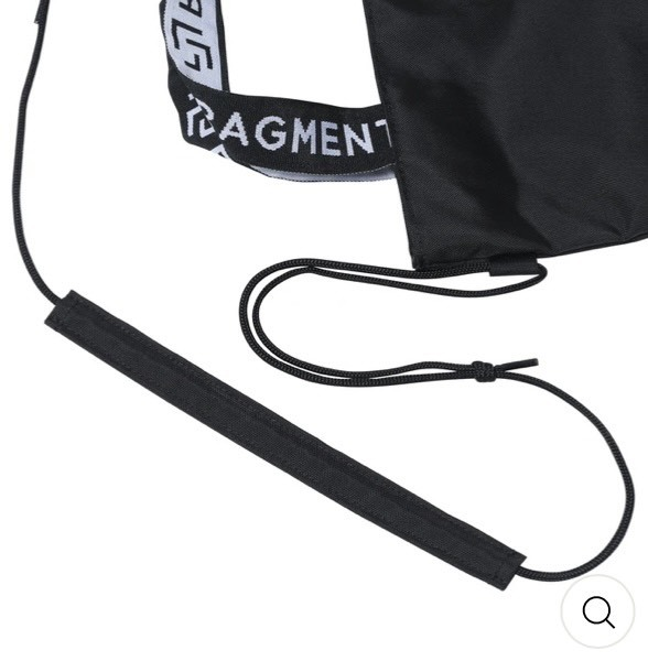 FRAGMENT DESIGN × RAMIDUS 2WAY TOTE BAG Mサイズ 新品同様_画像6