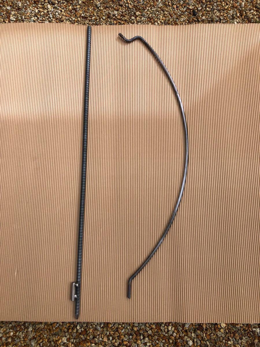 ランタンハンガースタンド/ランタンポール/曲線弓