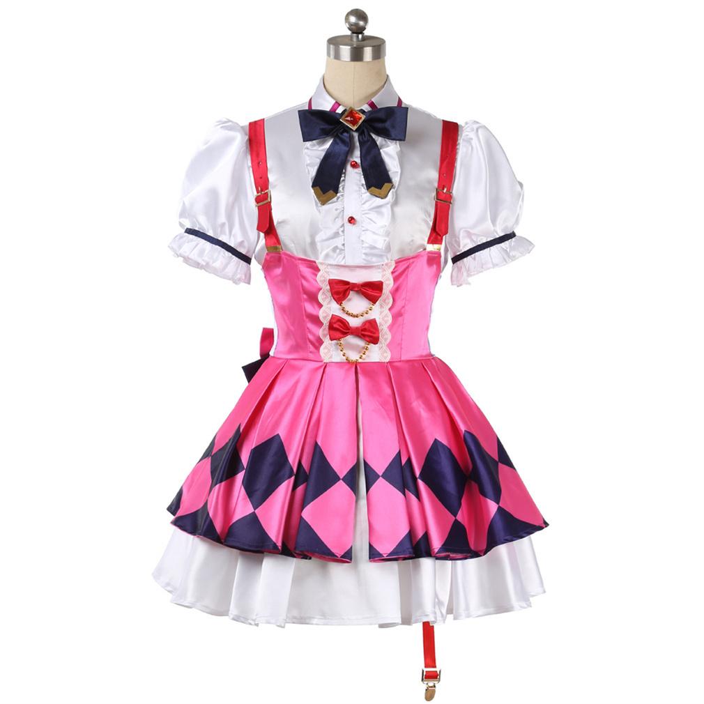 ウマ娘 プリティーダービー スマートファルコン 風 コスプレ衣装 cosplay コスチューム 変装 仮装 ハロウィン イベント_画像1