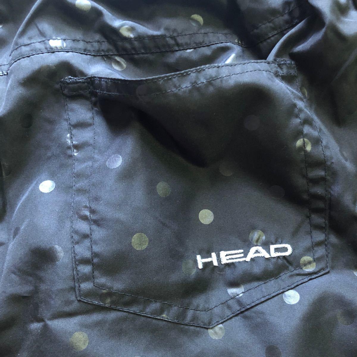 トレーニングウェア スカート HEAD ランニングウエア